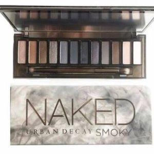 New Urban Decay Naked Smoky Eyeshadow Palette